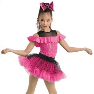 "IC Weissman Studio Dance Costume ""Fabulous"""
